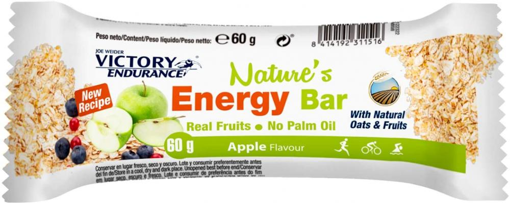 Victory Endurance Natures Energy Bar Apple 60g