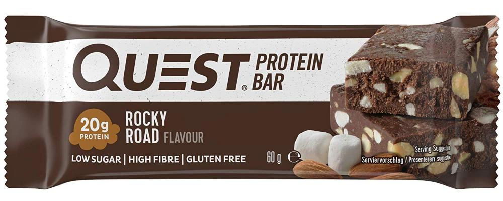Quest Nutrition Rocky Road Protein Bar 60 g
