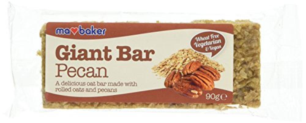 Ma Baker Giant Bar Pecan 90 g