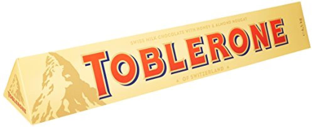Toblerone Milk Chocolate Bar 4.5kg