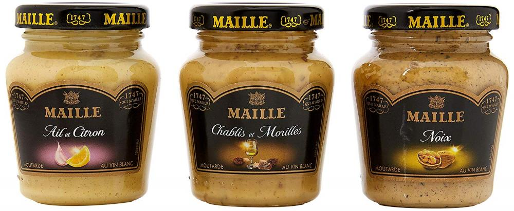 Maille Classic Mustard Lucky Dip 108g - 110g