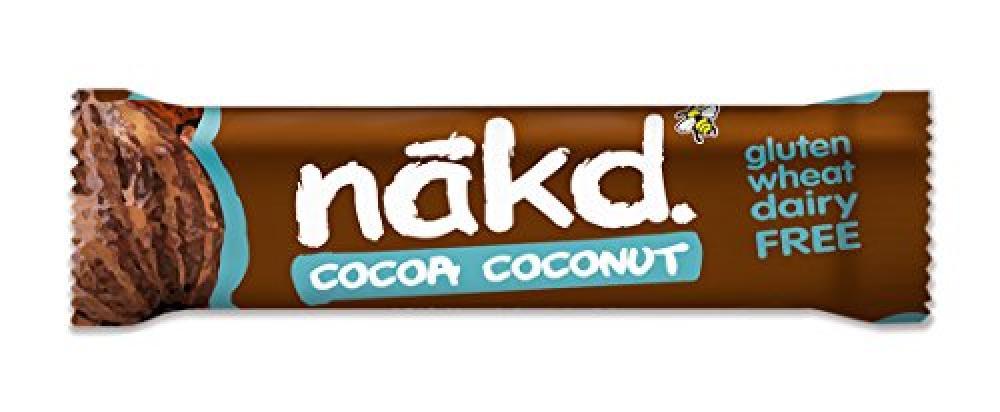 Nakd Cocoa Coconut Bar 35g