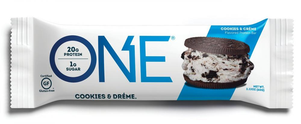 Oh Yeah Nutrition Cookies and Cream One Bar 60g