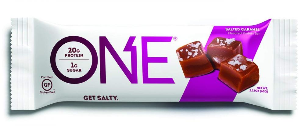 Oh Yeah Nutrition Salted Caramel Bar 60g