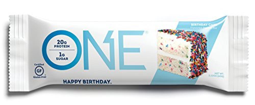 Oh Yeah Nutrition Birthday Cake One Bar 60g