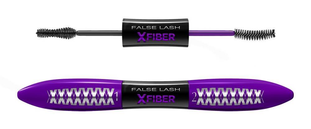 Loreal Paris False Lash X Fibre Mascara Black