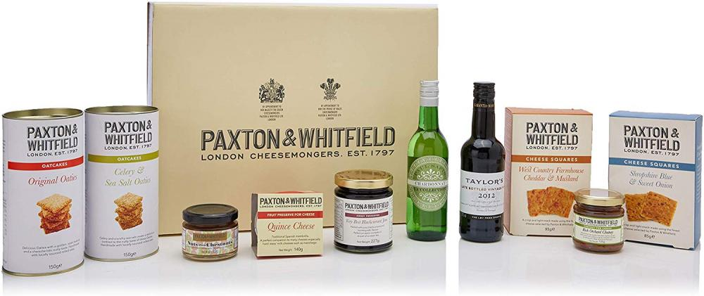 Paxton and Whitfield Lovely Larder Collection Damaged Box