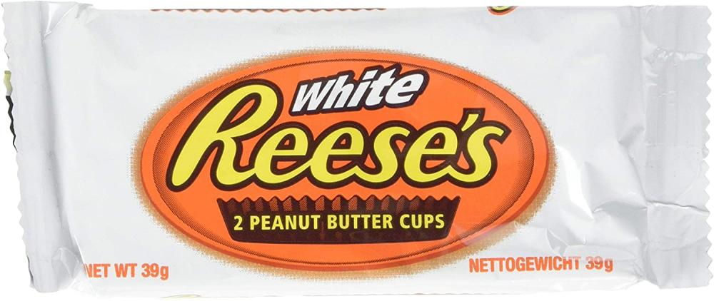 Reeses Peanut Butter White Cup 39g