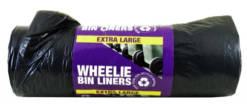 In House 7 Extra Large Wheelie Bin Liners