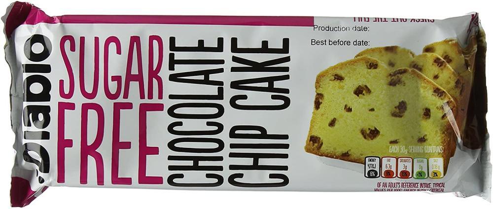 Diablo SugarFree Chocolate Chip Cake 200g