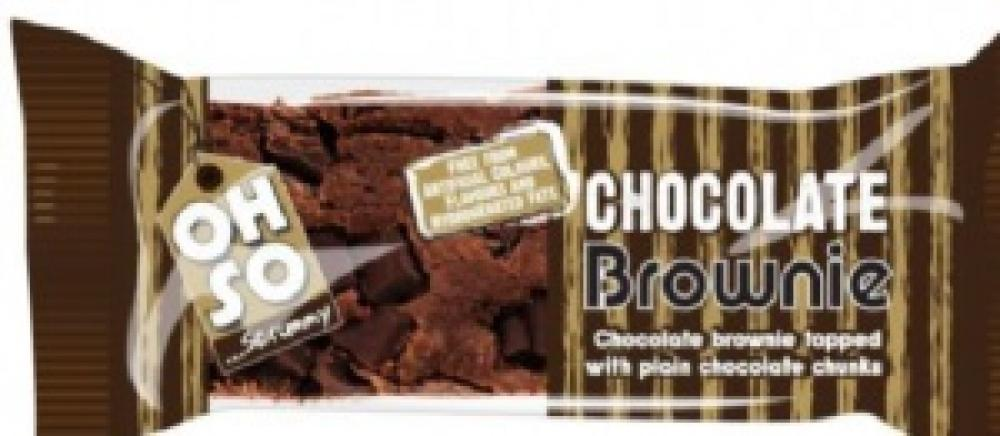 CAKE DEAL CASE PRICE  Oh So Scrummy Chocolate Fudge Brownie x 16
