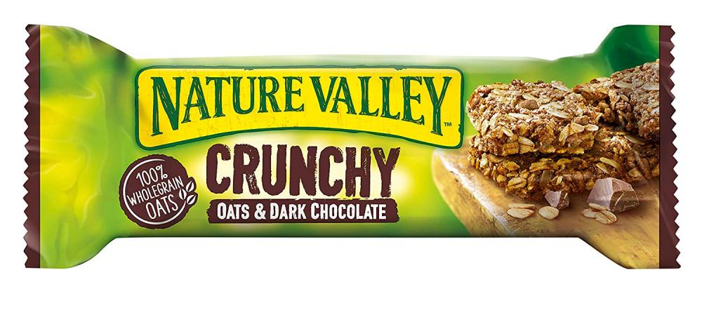 Nature Valley Crunchy Oats And Dark Chocolate Cereal Bar 42g