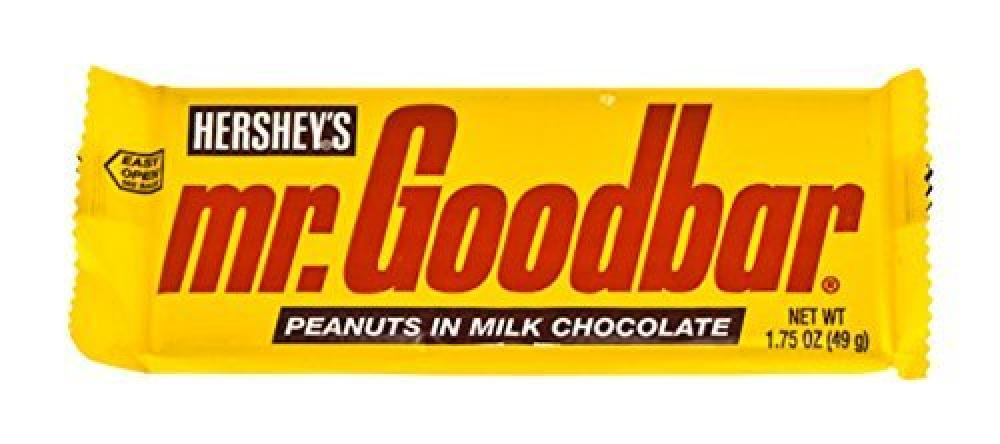 Hersheys Mr Goodbar Bar 49g