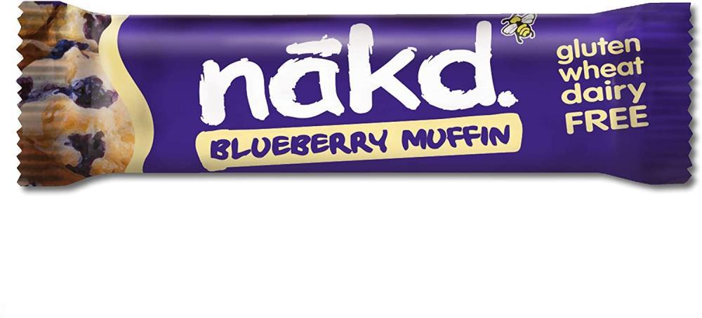 SALE  Nakd Blueberry Muffin Bar 35g