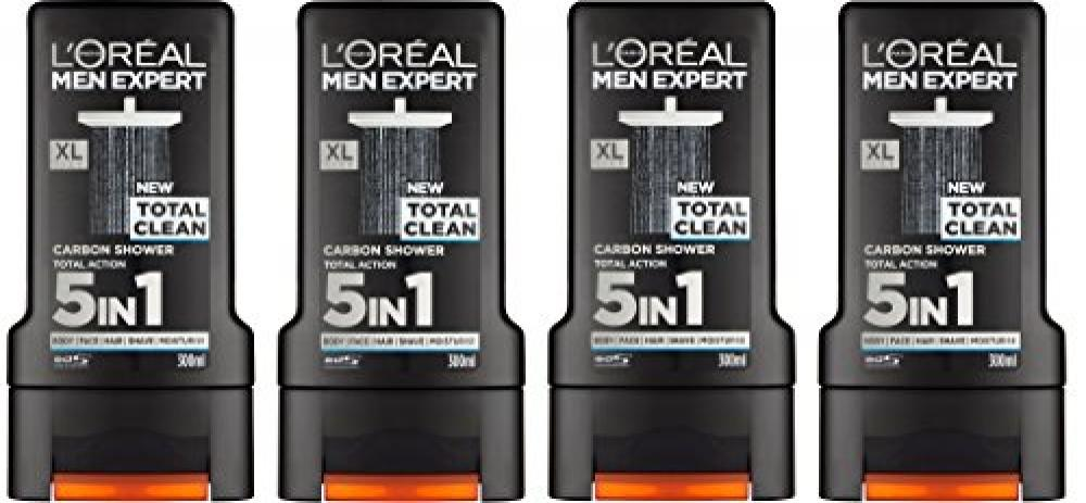 LOreal Men Expert 5 in 1 Carbon Shower 300ml