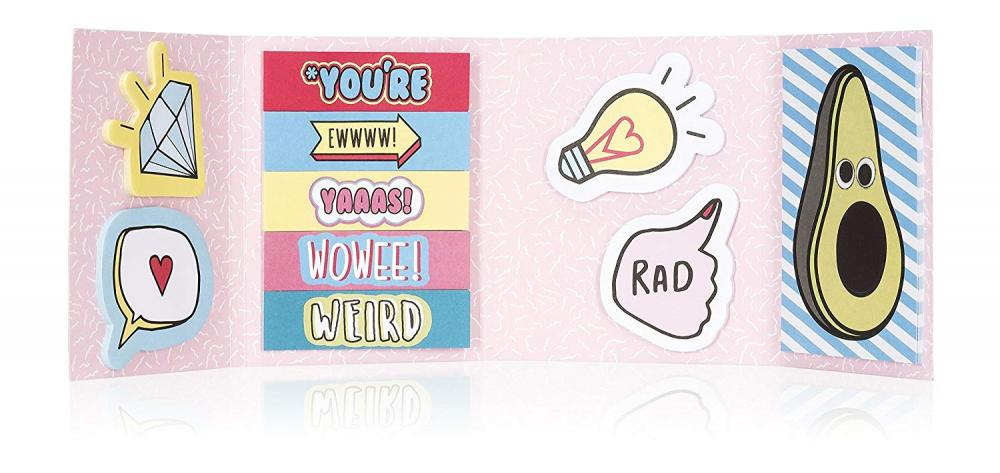 SALE  NPW Stick With Me Mini Sticky Notes