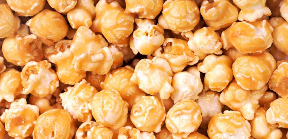 De Identified Toffee Popcorn 38g