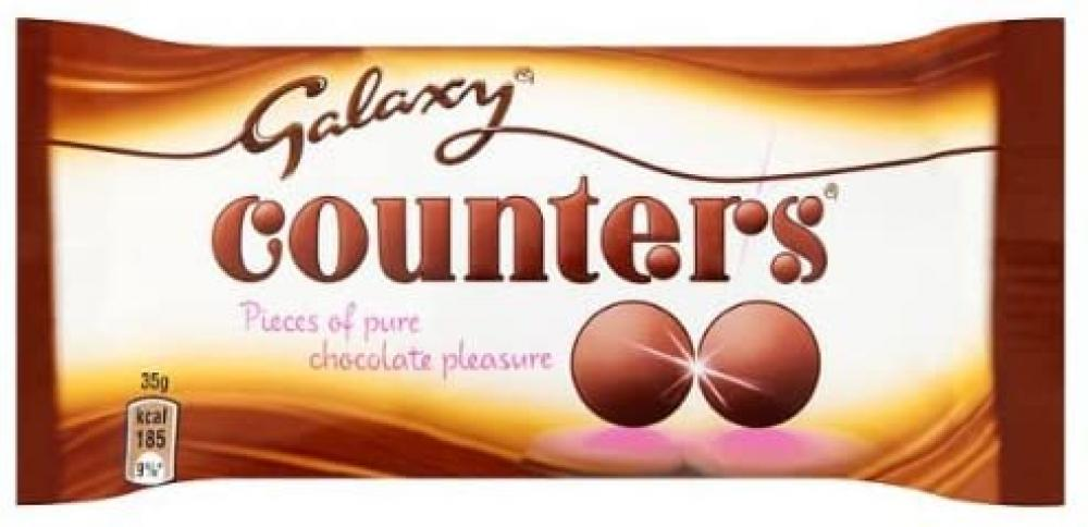Galaxy Counters 35g
