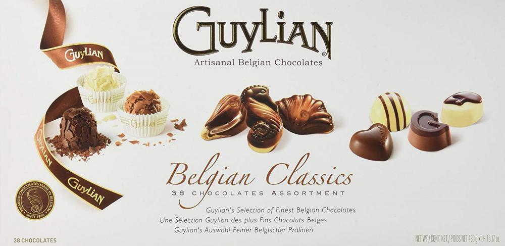 Guylian Belgian Classics Assortment 430g