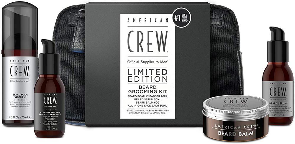 American Crew Beard and Skincare Washbag