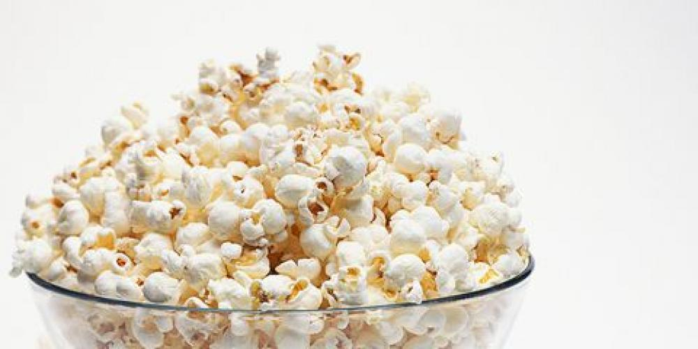 De Identified Sweet and Salted Popcorn 100g