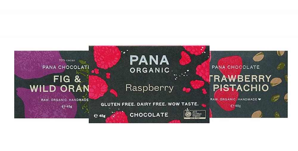 Pana Chocolate Fruit And Chocolate Bar LUCKY DIP 45g