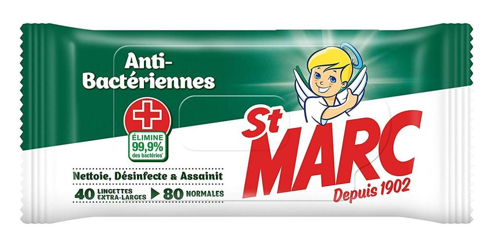 St Marc Wipes