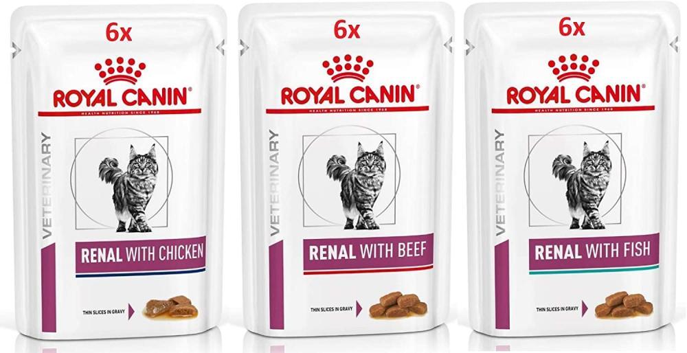 Royal Canin Veterinary Feline Renal LUCKY DIP 85g