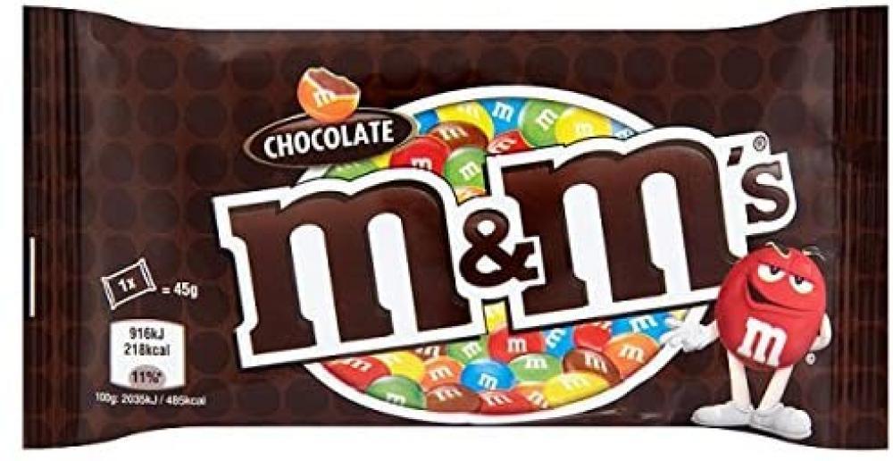 M and Ms Choco 45g