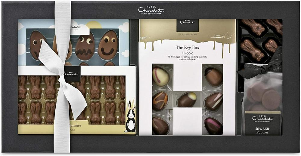 Hotel Chocolat Happy Easter Hamper 564 g