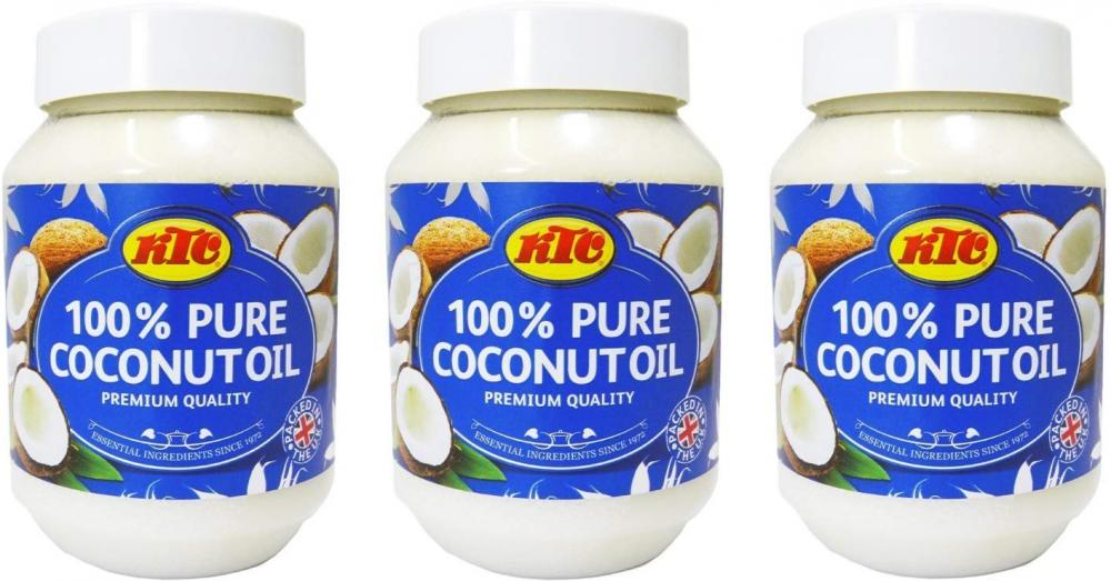 KTC Pure Coconut Oil 500ml