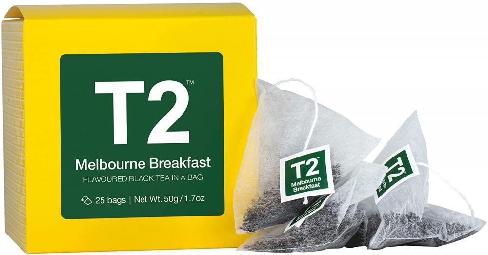 T2 Tea Breakfast Black Tea 25 bags