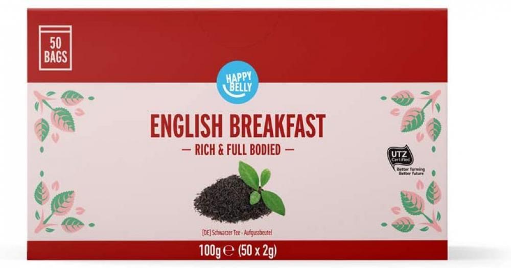 Happy Belly English Breakfast Tea 100 g