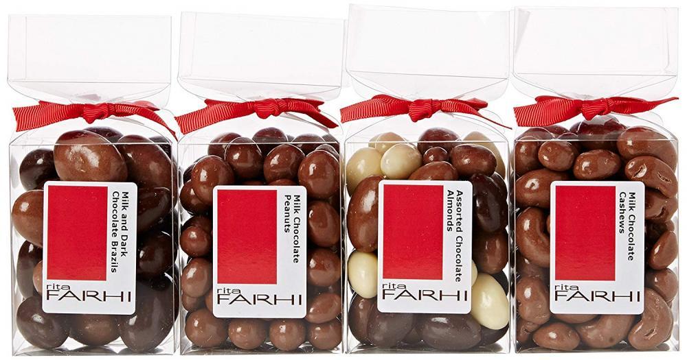Rita Farhi Nuts In Chocolate Lucky Dip