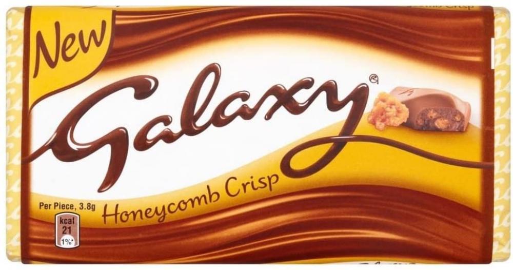 Galaxy Honeycomb Crisp 114g