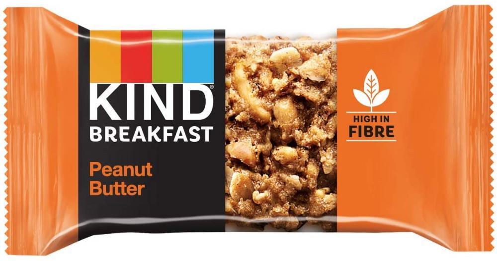 Kind Breakfast Peanut Butter Bar 50 g