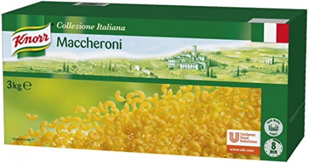 Knorr Maccheroni 3kg