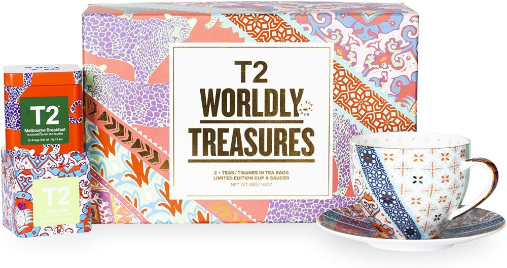 T2 Tea Tea and Teaware Giftpack