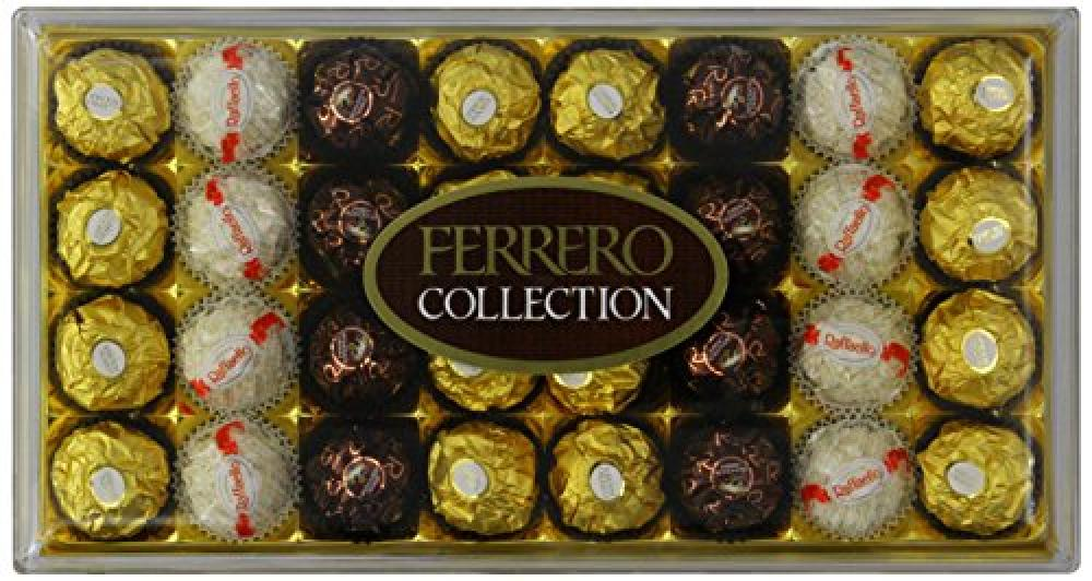 Ferrero Collection 32 Pieces 359g Damaged Box