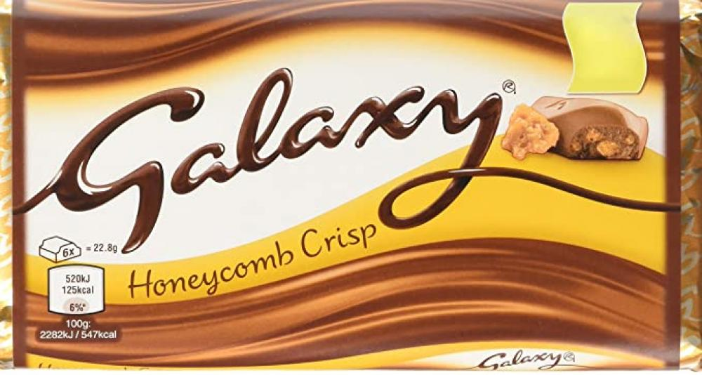Galaxy Honeycomb Crisp 114g