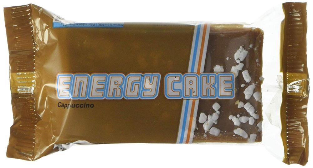 Energy Cake Cappuccino Flavour 125 g