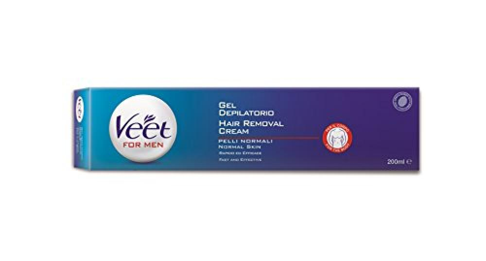 BLACK FRIDAY SPECIAL  Veet for Men Hair Removal Creme 200 ml Damaged Box