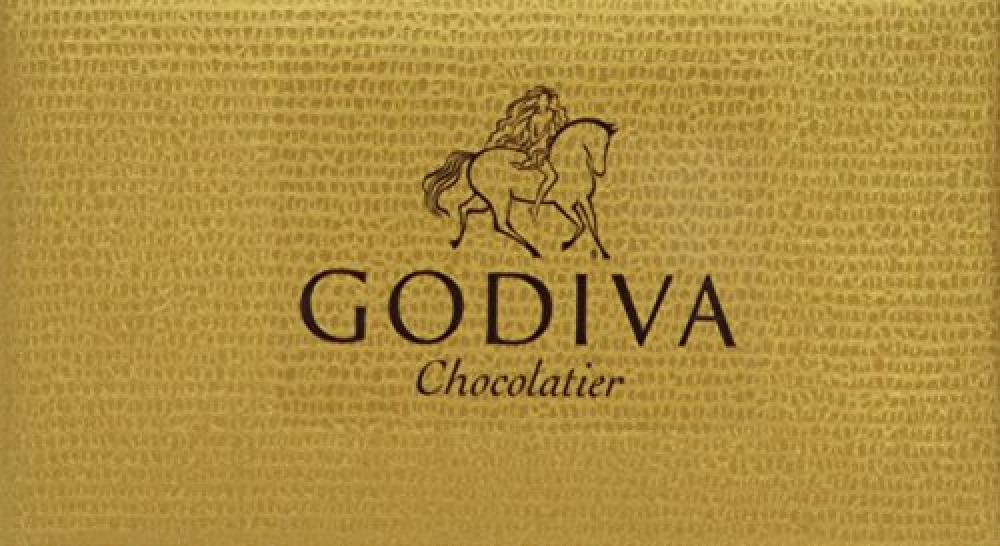Godiva Gold Wrapped Ball Ballotin 200 g