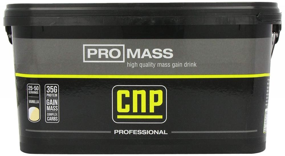 CNP Pro Mass Gainer Vanilla 2.5Kg