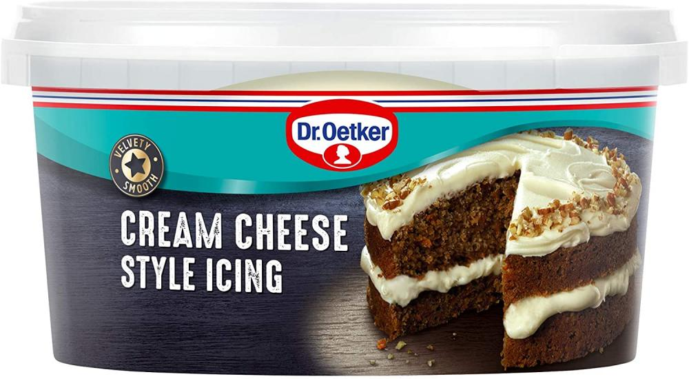 Dr Oetker Cream Cheese Style Icing 400g