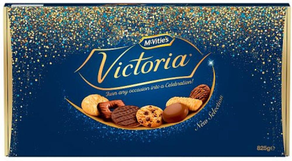 McVities Victoria Biscuit Selection 825g