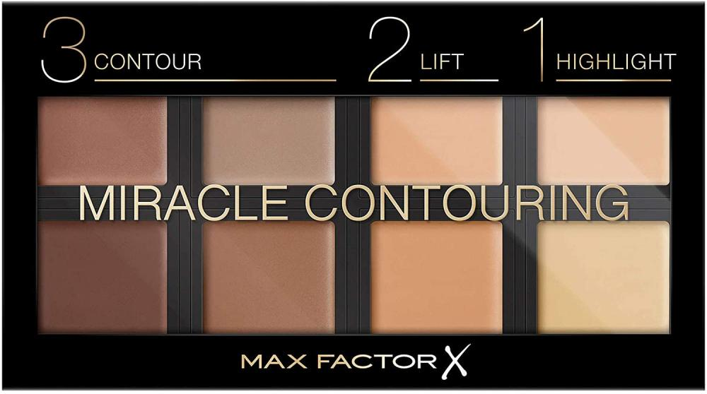 Max Factor Miracle Contouring 8 Shade PaletteContour - Lift