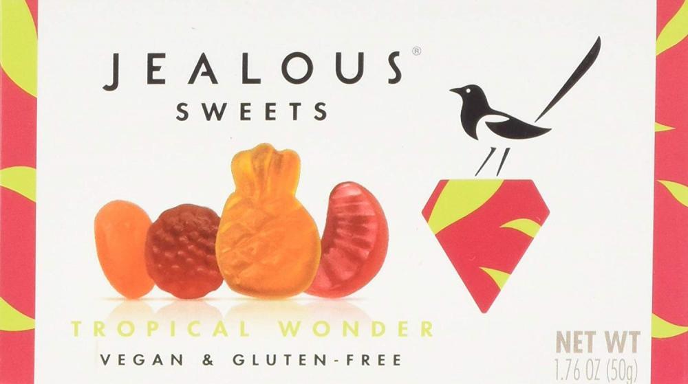 Tropical Wonder Jealous Sweets 50g
