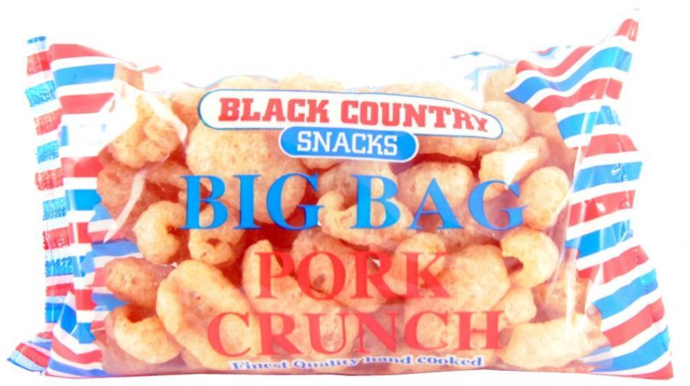 Black Country Pork Crunch Big Bag 80g 80g