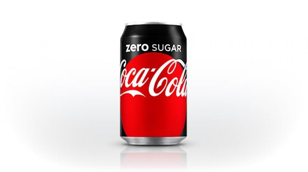 Coca Cola Zero Sugar Can 330 ml
